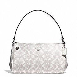 COACH PEYTON DREAM C TOP HANDLE POUCH - ONE COLOR - F51262