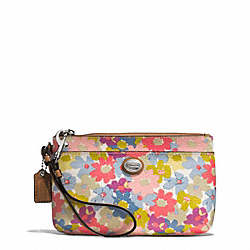 COACH PEYTON FLORAL MEDIUM WRISTLET - ONE COLOR - F51273