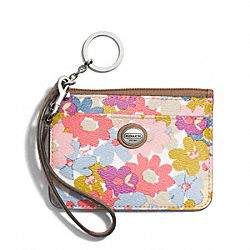 COACH PEYTON FLORAL ID SKINNY - ONE COLOR - F51318