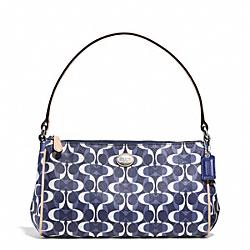 COACH PEYTON DREAM C TOP HANDLE POUCH - ONE COLOR - F51365