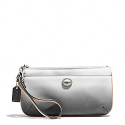 PEYTON OMBRE GO-GO WRISTLET - f51380 - SILVER/CHARCOAL