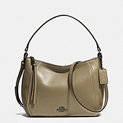 COACH MADISON LEATHER TOP HANDLE - QBD1R - F51900