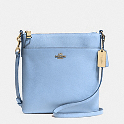COURIER CROSSBODY IN CROSSGRAIN LEATHER - LIPBU - COACH F52348