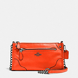 COACH MICKIE CROSSBODY IN GRAIN LEATHER - QBORG - F52646