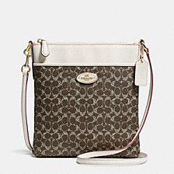 COACH COURIER CROSSBODY IN SIGNATURE - LIDRY - F53006