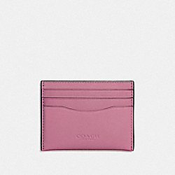 CARD CASE - B4/ROSE - COACH F54441