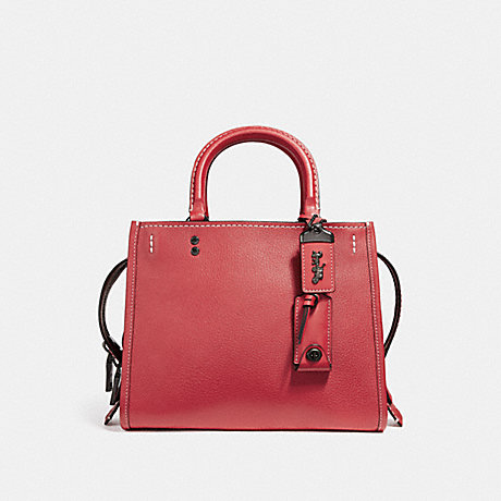 COACH ROGUE 25 - RUBY/BLACK COPPER - F54536