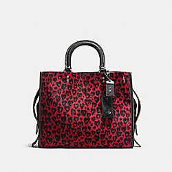 ROGUE - BP/WILD BEAST LOVE RED/BLK - COACH F54554