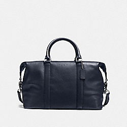 COACH VOYAGER BAG IN SPORT CALF LEATHER - MIDNIGHT - F54765