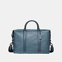VOYAGER BAG - DENIM/BLACK ANTIQUE NICKEL - COACH F54765
