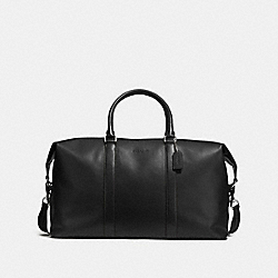 COACH VOYAGER BAG 52 IN SPORT CALF LEATHER - BLACK - F54802