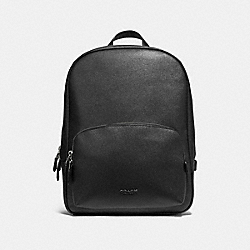 KENNEDY BACKPACK - SV/BLACK - COACH F54857