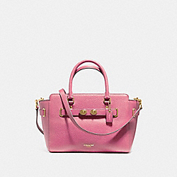 BLAKE CARRYALL 25 - LIGHT GOLD/ROUGE - COACH F55665