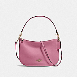 CHELSEA CROSSBODY - LI/ROSE - COACH F56819