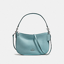CHELSEA CROSSBODY - CLOUD/SILVER - COACH F56819