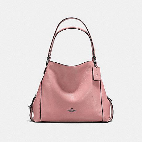 COACH EDIE SHOULDER BAG 31 - DK/DUSTY ROSE - F57125