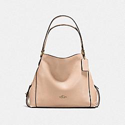 EDIE SHOULDER BAG 31 - LI/BEECHWOOD - COACH F57125