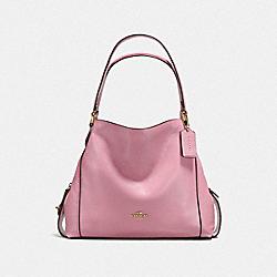 EDIE SHOULDER BAG 31 - LI/ROSE - COACH F57125