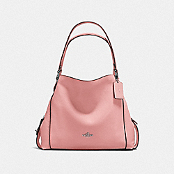 EDIE SHOULDER BAG 31 - SV/PEONY - COACH F57125