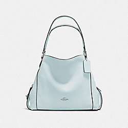 EDIE SHOULDER BAG 31 - SV/SKY - COACH F57125