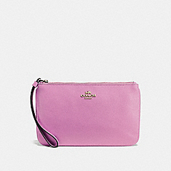 LARGE WRISTLET - PRIMROSE/LIGHT GOLD - COACH F57465