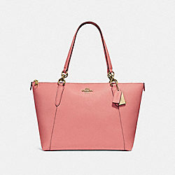 AVA TOTE - MELON/LIGHT GOLD - COACH F57526