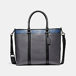 COACH PERRY BUSINESS TOTE IN COLORBLOCK - NIMWY - F57568