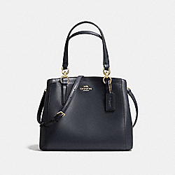COACH MINETTA CROSSBODY - MIDNIGHT/light gold - F57847