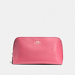 COSMETIC CASE 22 - PEONY/LIGHT GOLD - COACH F57856