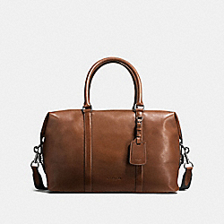 EXPLORER BAG - DARK SADDLE/BLACK ANTIQUE NICKEL - COACH F59043