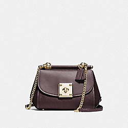 DRIFTER CROSSBODY - GM/OXBLOOD - COACH F59048