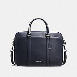 COACH PERRY SLIM BRIEF - MIDNIGHT - F59057