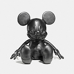 SMALL MICKEY DOLL - BLACK/MULTICOLOR - COACH F59151