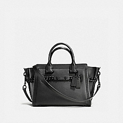 COACH SWAGGER 27 - MW/BLACK - COACH F59517