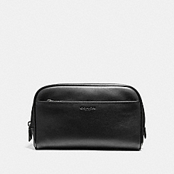 COACH OVERNIGHT TRAVEL KIT - BLACK - F59884
