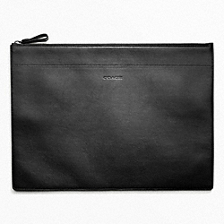 BLEECKER LEGACY LEATHER ZIP PORTFOLIO