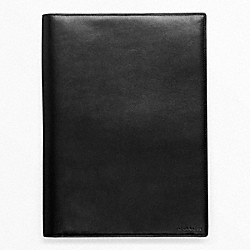 COACH BLEECKER LEGACY LEATHER EXECUTIVE PORTFOLIO - ONE COLOR - F61746