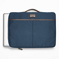 15 INCH VARICK NYLON LAPTOP SLEEVE