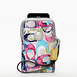 COACH POPPY IKAT UNIVERSAL CASE - ONE COLOR - F61965