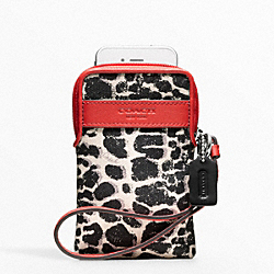 COACH OCELOT UNIVERSAL CASE - ONE COLOR - F62083