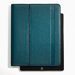 CAMDEN PEBBLED LEATHER IPAD CASE