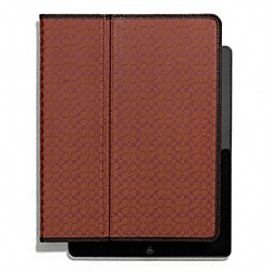 COACH HERITAGE SIGNATURE IPAD CASE - ONE COLOR - F62479