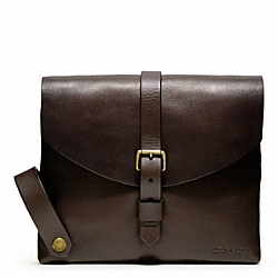 BLEECKER LEATHER FRAME BAG COACH F62651