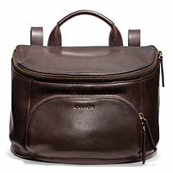 BLEECKER LEATHER HANDLEBAR BAG COACH F62652
