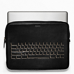 COACH HUGO GUINNESS LAPTOP CASE - ONE COLOR - F62701
