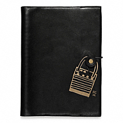 COACH HUGO GUINNESS A5 NOTEBOOK - ONE COLOR - F62702