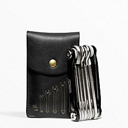 COACH HUGO GUINNESS TOOL - ONE COLOR - F62705