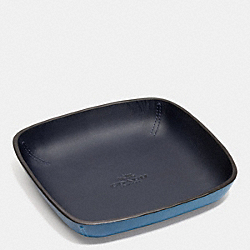 COACH POP COLOR MOLDED VALET TRAY - NAVY/COBALT - F63014