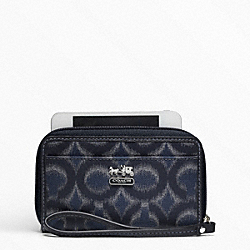 COACH MADISON OP ART IKAT UNIVERSAL CASE - ONE COLOR - F63060