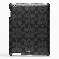 COACH BLEECKER SIGNATURE MOLDED IPAD CASE - ONE COLOR - F63775